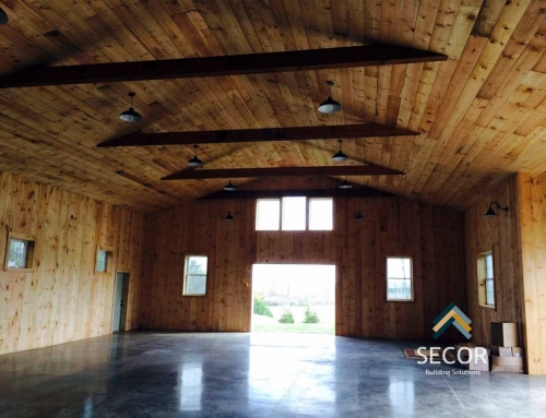 Three Tips to Better Pole Barn Insulation