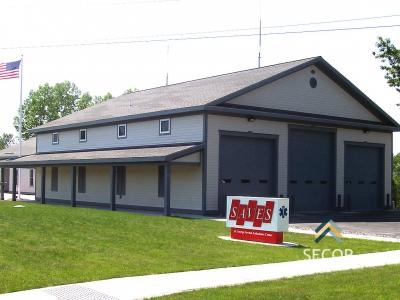 SAVES Volunteer Ambulance Base