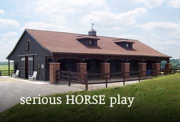 Equine Pole Barn Building Design Construction Rochester Syracuse NY
