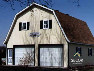 residential home post frame pole barn building design construction ny