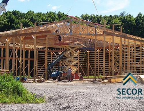 Post Frame vs. Steel Frame Building Construction